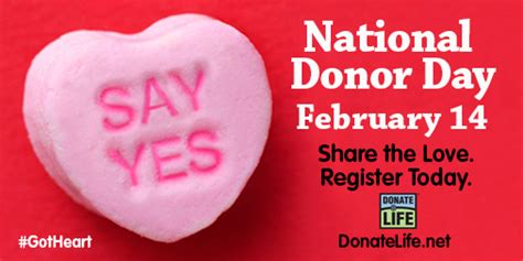 gumbo s pic of the day february 14 2015 maple leaf national donor day february 14 national organ donor day