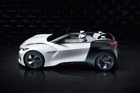 peugeot concept cars peugeot fractal electric car concept wordlesstech