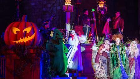 mickey's not so scary halloween party | walt disney world