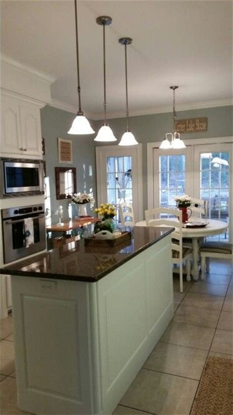 sherwin williams alabaster cabinets kitchen makeover sherwin williams alabaster kitchen