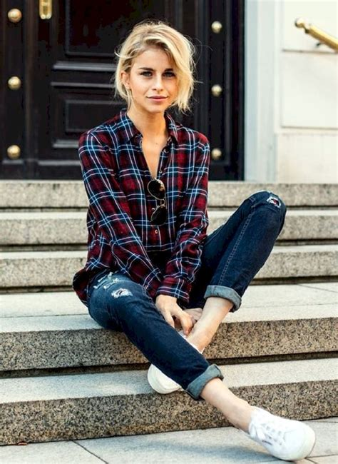 Casual Trend Alert Plaid Shirts Andjeans by Stunning 55 Casual Flannel Shirt For This Summer