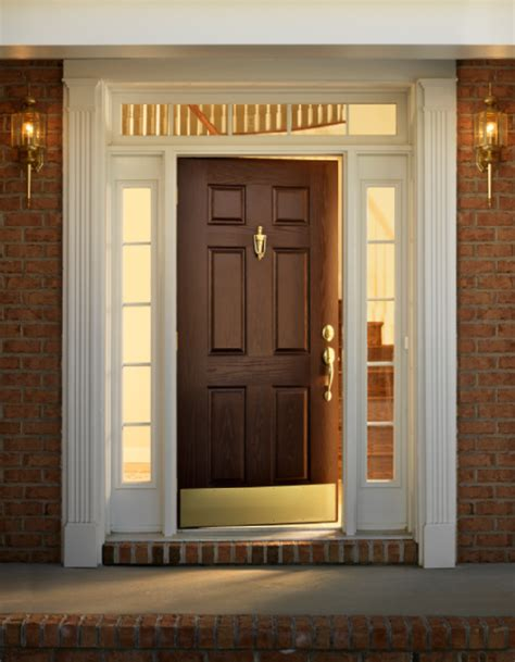 Solid Exterior Door The Door Trends Aspen Windows