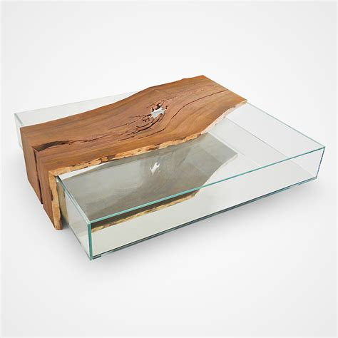 box coffee table cocobolo glass box coffee table rotsen furniture