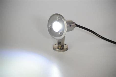 1 Watt White Led Stainless Dock Light 12 Volt Boat Led Dock Light Bulbs