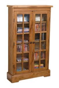 Oak Dvd Cabinet With Doors Sd 2607ro Sedona Rustic Oak Cd Cabinet With Doors Oak Cd Media Cabinets In Arizona Oak Media
