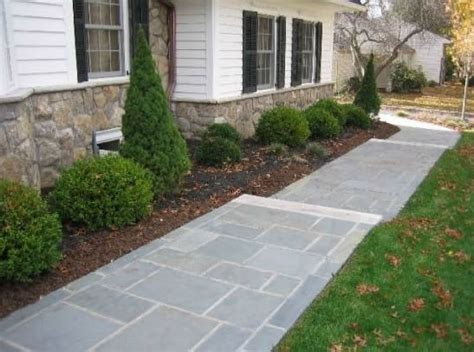 walkways stonework and masonry nj stone masons flagstone walkway nj photo gallery landscaping network
