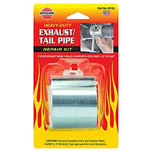 Exhaust Pipe Repair Kits Versachem 90100 Exhaust Pipe Repair Kit 031897001009
