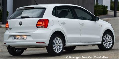 new volkswagen polo vivo hatch 1.4 trendline up to r