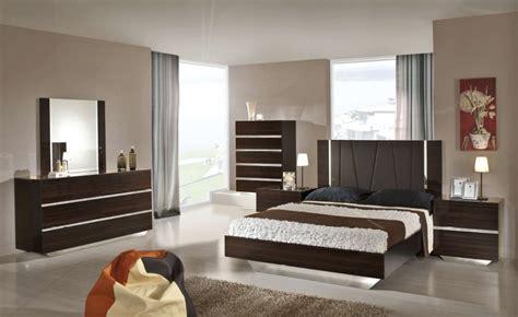 modrest luxor italian modern ebony lacquer bedroom set star modern furniture