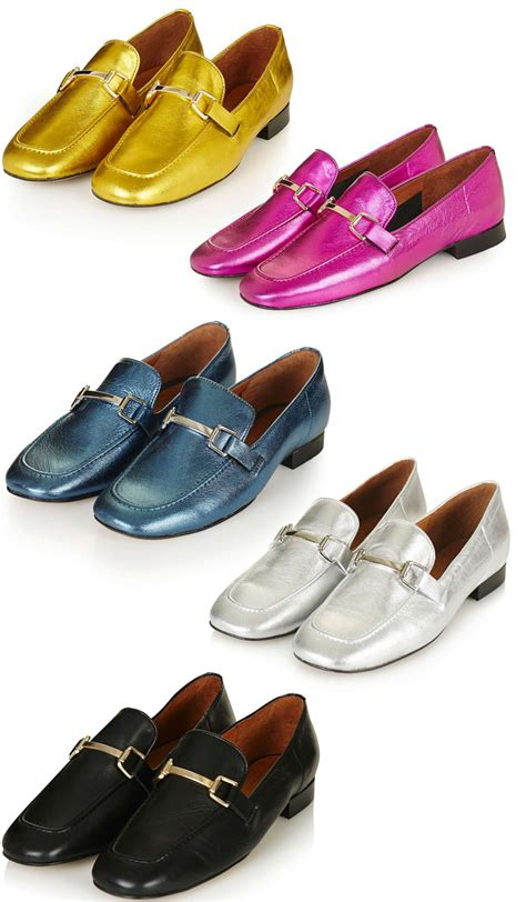 how did loafers get their name topshop metallic loafers where did u get that