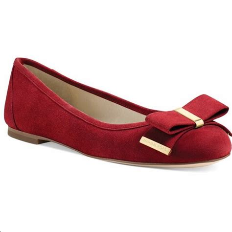 57 michael kors shoes michael kors suede flat size 10 authentic new from smack s
