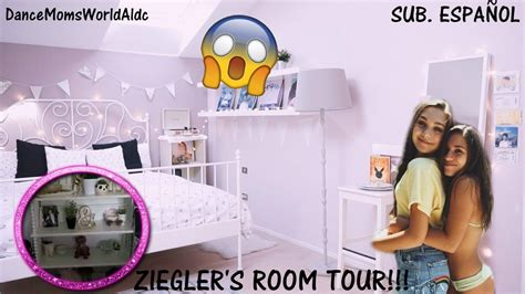 maddie ziegler room tour mackenzie maddie ziegler l a room tour sub espa 241 ol