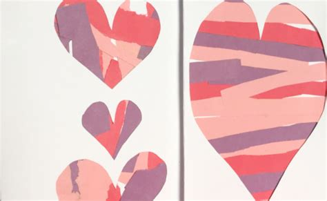 Construction Paper Valentines Day Crafts - archives twitchetts