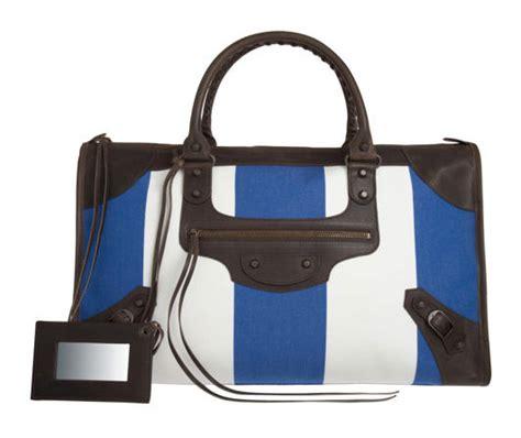 Bag Bliss Giveaway Balenciaga Brief Handbag Last Call by In Praise Of Balenciaga S Printed Bags Purseblog