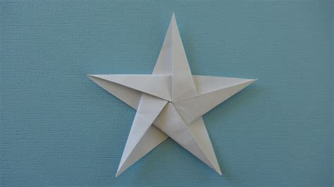 Folding 5 Pointed Origami Comot - how to fold origami 5 pointed