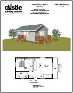 bunkie floor plans bunkie plans
