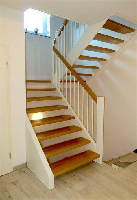 Treppen Beton Außen by Holztreppe Au 223 En Selber Bauen Swalif