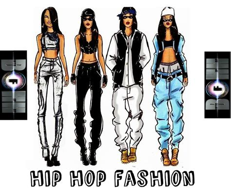 past recent trends in hip hop fashion birth of hip hop