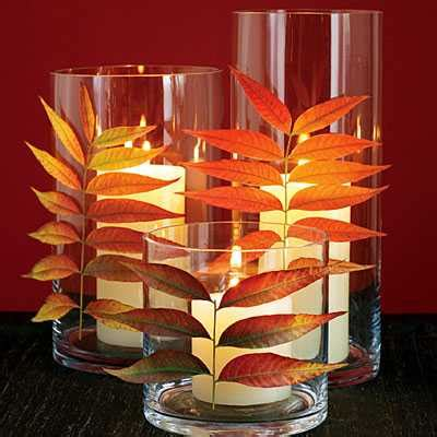 decorating with fall leaves 20 fall decor ideas and crafts to enjoy autumn leaves
