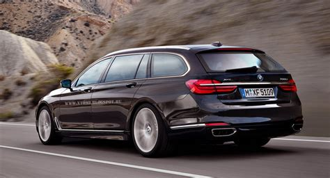 Future Bmw 7 Series by The Prospect Of A Bmw 7 Series Touring Is Completely Laughable