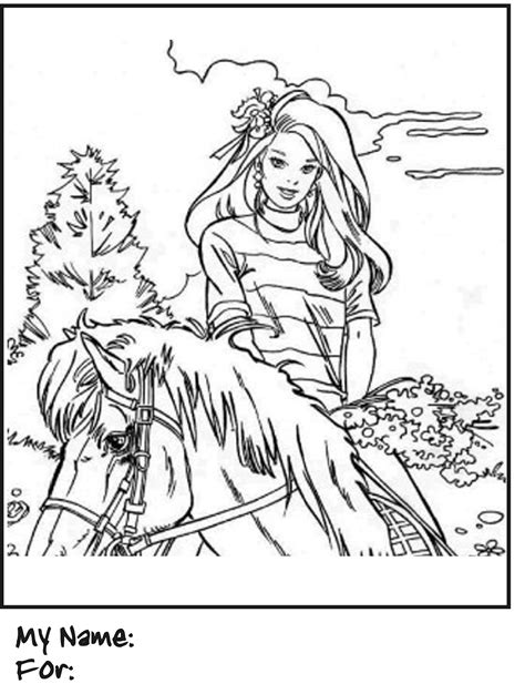 15 images of barbie coloring pages horse racing barbie 15 images of barbie coloring pages horse racing barbie