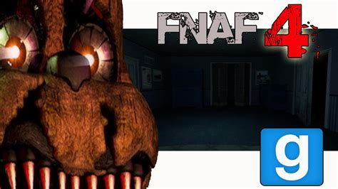 free five nights at freddy s garry s mod game five nights at freddy 180 s 4 garry 180 s mod map gmod