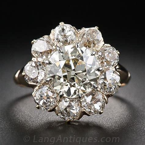 2 32 carat center cluster ring 10 1