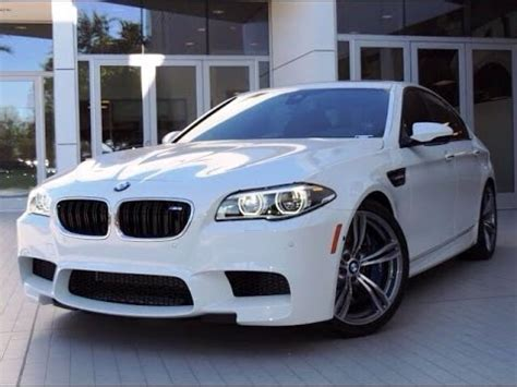 2014/2015 bmw m5 f10 start up, exhaust and in depth