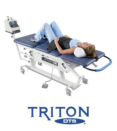 triton dts decompression table traction spinal decompression true chiropractic