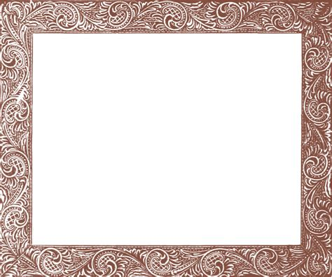free frames another free photo frame clipart image oh so nifty