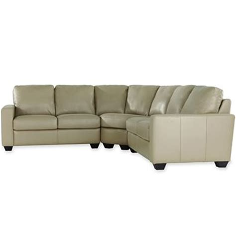 jcpenney leather sofa 3 pc leather sectional jcpenney home sweet home