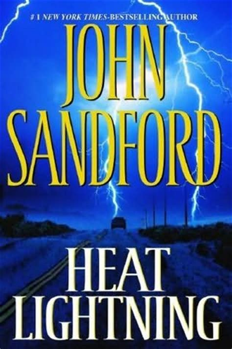 heat a books virgil flowers series by sandford books 1 to 6