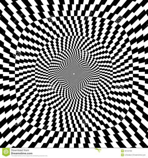 ilusiones opticas ejemplos ejemplo del vector del fondo blanco y negro de la ilusi 243 n