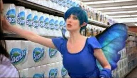 sparkle commercial fairy actress who is that actor actress in that tv commercial sparkle