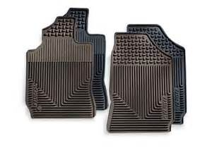 Floor Mats Pt Cruiser Mopar Oem Chrysler Pt Cruiser Slush Style Floor Mats