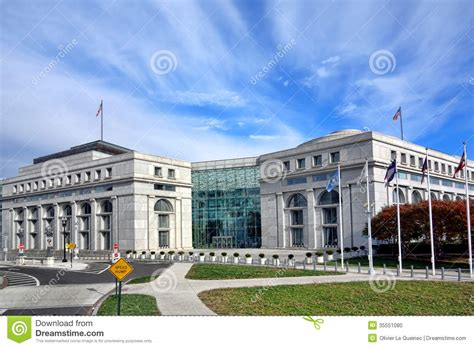Washington Dc Search Judiciary Thurgood Marshall Federal Judiciary Building In Dc Stock