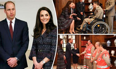 the duchess deal meets duke duke and duchess of cambridge in emotional meeting with