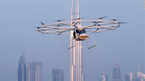 Drone Termahal Di Dunia taksi drone pertama di dunia sukses melakukan test drive