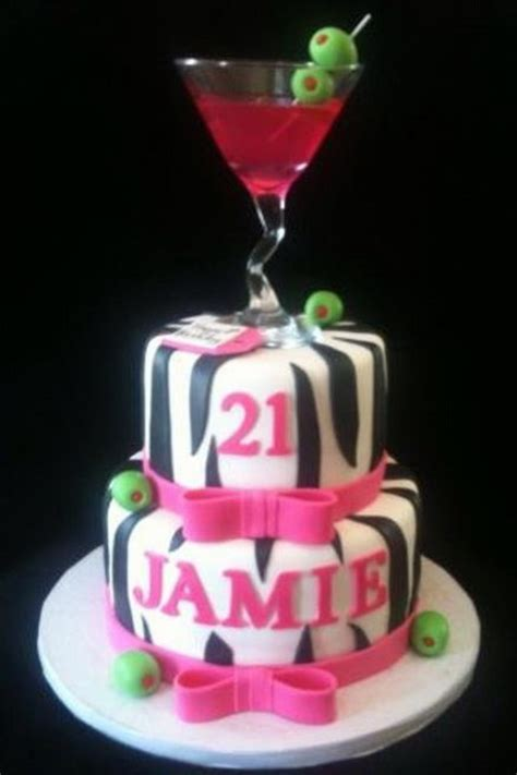 birthday cake drink 21st birthday cake with drink ideas cakes for birthday