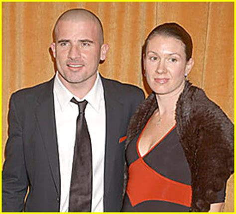 Dominic Purcell & Wife Split   Dominic Purcell : Just Jared