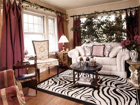 zebra living room beautiful rooms formal yet playful decorate with zebra