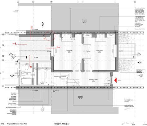 ground floor extension plans h 219 t adds quot like quot glass extension to east house