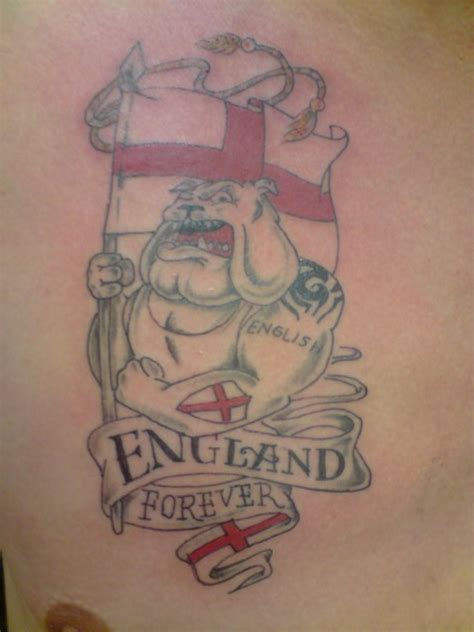 tattoo school new england england bulldog tattoo picture