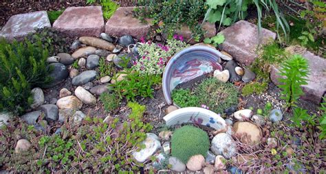 Mini Rock Garden My Garden Ideas Modern Home Exteriors