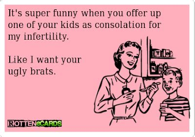No Rotten Jokes About Compost Awareness Week by The B Shears Family Infertility Ecards