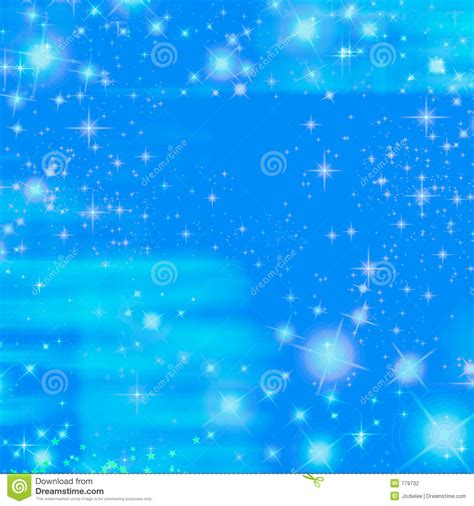 blue sparkle sky twinkle ocean stock photography image