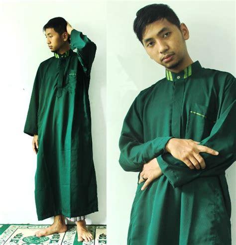 023mmt Baju Muslim Koko Cowok Baju Gamis Drees Laki Laki Java Seven jual julie collection jubah saudi bahan wolfis gamis pria baju muslim baju koko baju