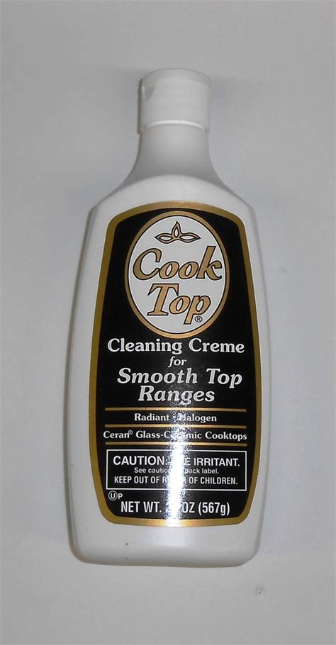 Smooth Cooktop Cleaner - 5303321670 cooktop cleaner