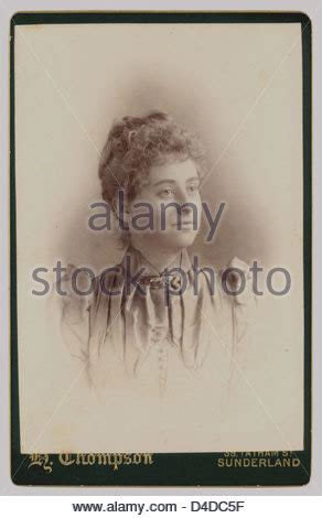 victorian 1890s cabinet card photograph reverse stock
