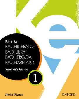 key to bachillerato 1 pack teacher s book teacher s resource cd librera online troa